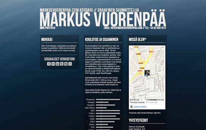Markus Vuorenpää